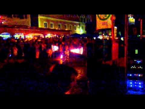 mittelalterliche Feuershow, moderne Feuershow, Halloween Feuershow video preview