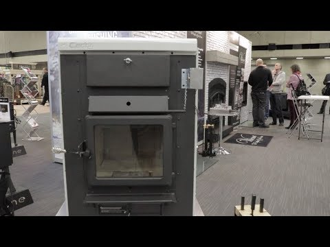 PSG Caddy EPA Wood Furnace - Overview