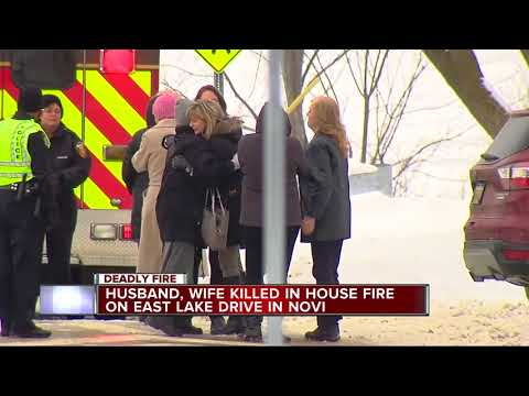 House fire in Novi kills two