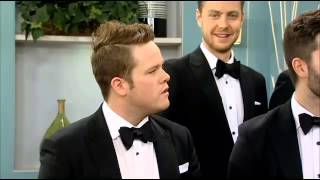 The Ten Tenors Featured on My Carolina Live!
