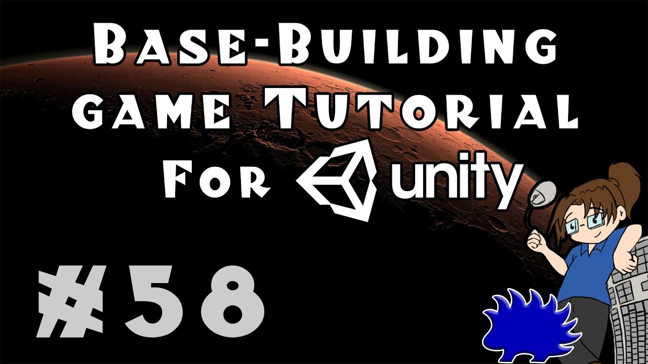 Unity Base-Building Game Tutorial - Episode 58! [LUA in Unity!]
