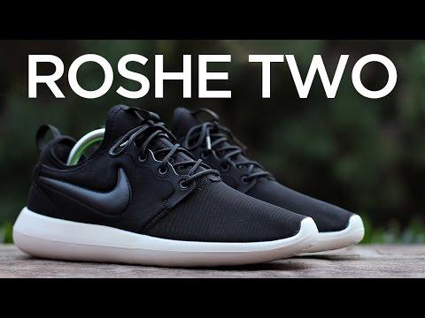 Closer Look: Nike Roshe Two - Black/Sail