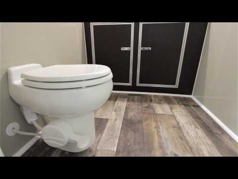 Portable Restroom Trailers | 2 Station Cabo Comfort Series