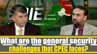 What are the challenges for CPEC.