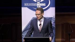 BHP CEO Andrew Mackenzie announces ICMM and IMARC will join forces in 2018
