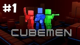 CubeMen w/ Ze & Chilled Episode 1: Wat Do