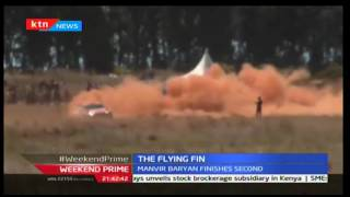 Weekend Prime:  Tapio Laukanen wins the Kenya national rally championship Eldoret edition