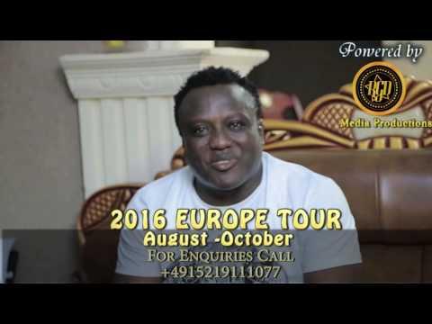 King Saheed Osupa 2016 Europe Tour