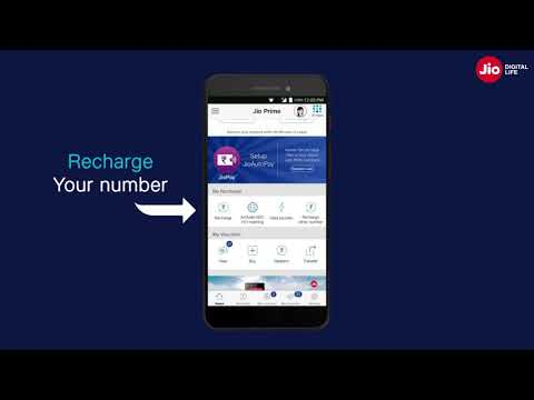 How to manage Jio account with self - care options