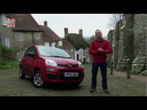 Fiat Panda video review - Auto Express