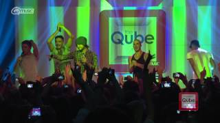 The Wanted - Glad You Came (live @ the Qube)