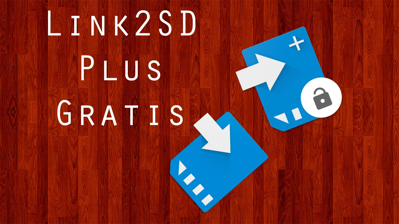Como descargar Link2SD Plus Full Gratis con licencia 100% Full Crackeado
