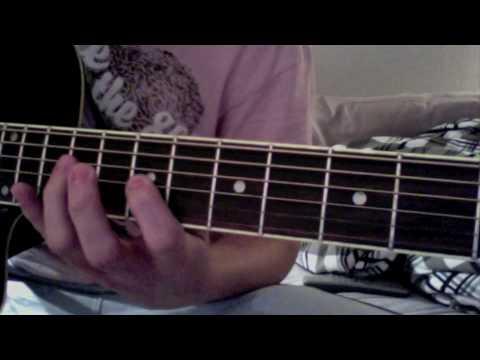 Jak zahrát znělku filmu Růžový panter na kytaru