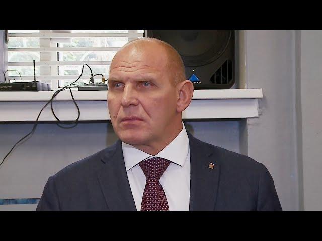 Герой России в Братске