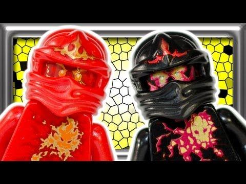 Vidéo LEGO Ninjago 9591 : Ensemble d'armes
