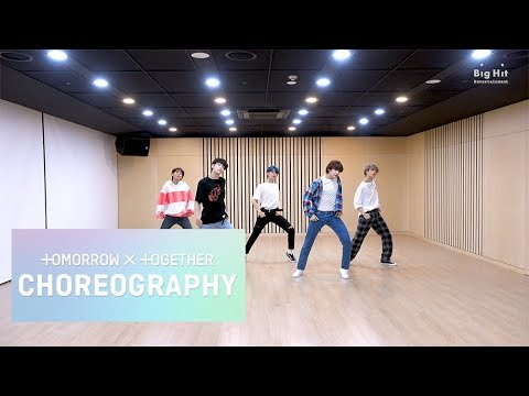 TXT 9 4 3 Run Away Dance Practice Free Download Song - Tizza Mp3