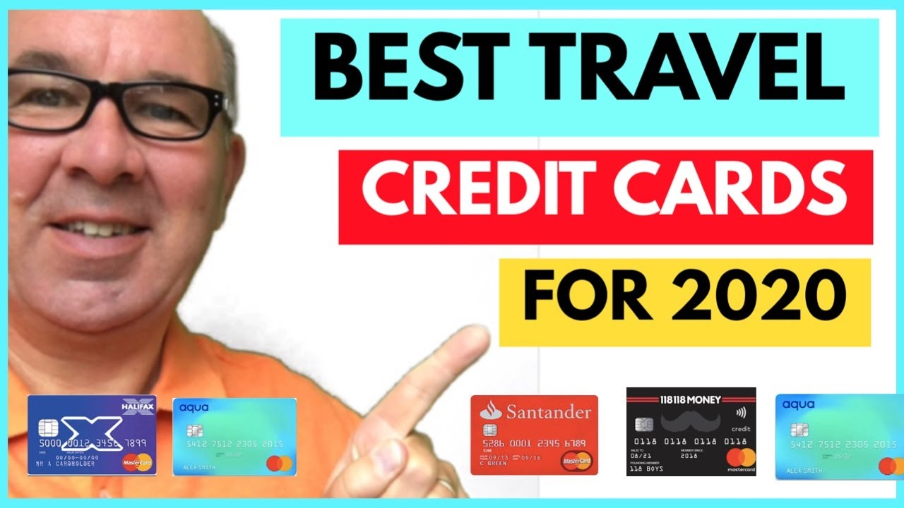 Finest Travel Credit Cards UK - 2020 thumbnail