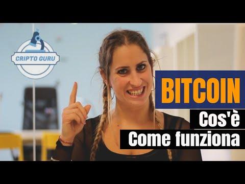 Hash delle informazioni bitcoin