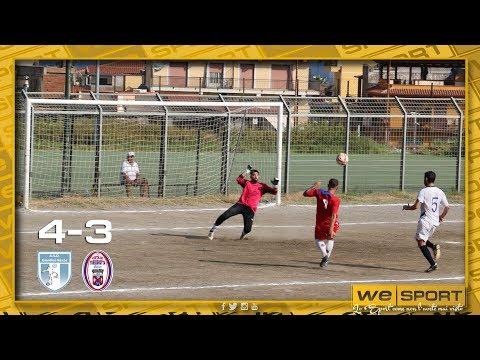 Preview video GIARDINI NAXOS-CITTÀ DI TORREGROTTA 4-3