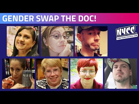 Gender Swap the Doc! A Wibbly-Wobbly, Gender-Bender Look At The Revival Doctors By The Women Who KNOW!