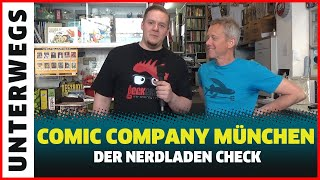 Comic Company München Der Nerdladen Check