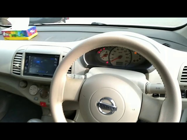 Nissan March 14G 2007 for Sale in Lahore