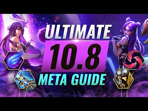 HUGE META CHANGES: BEST NEW BUILDS For EVERY Role - League of Legends Patch 10.8