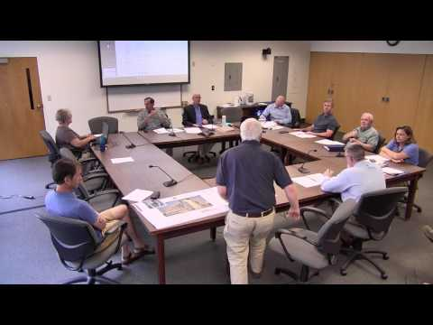 New Parking Garage Building Committee 6.22.17