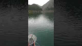 平瀬彪 撮影 生野銀山湖 本湖