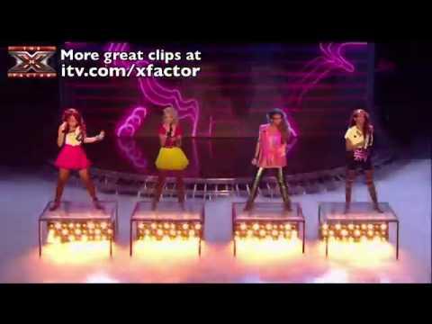 Little Mix lyrics - Radio Gaga/Telephone (originally by