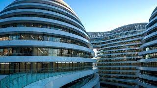 10 Most Futuristic Buildings Designed By Zaha Hadid
