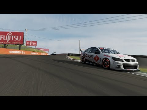 Round 1 - Boost Mobile Supercars E-Series