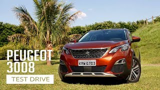 Peugeot 3008 - Test Drive