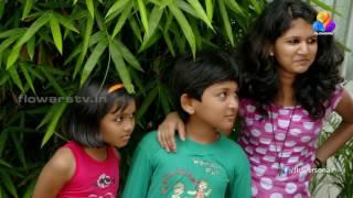 Uppum Mulakum│  ബാലു വലിയൊരു മീൻ കൊണ്ടു വന്നു | Flowers│EP# 133