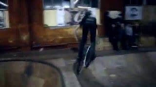 Simone Demyanov BMX Contest in Rocket Park