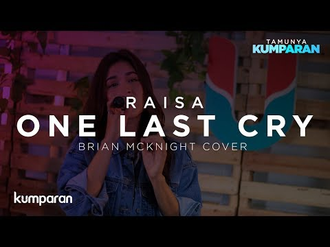 One Last Cry - Raisa (Brian McKnight Cover) | Live At Kumparan Mp3
