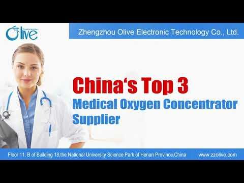 Olive Oxygen Concentrator 10 Ltr