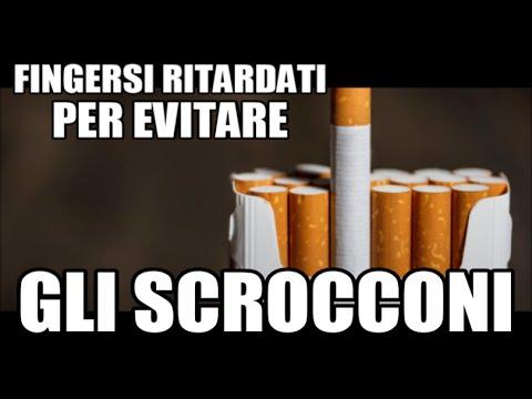 I mezzi che aiutano a smettere di fumare psicologicamente