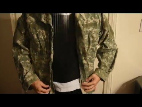 DIY How to make  your own Paintball Armor / Vest for under $10
