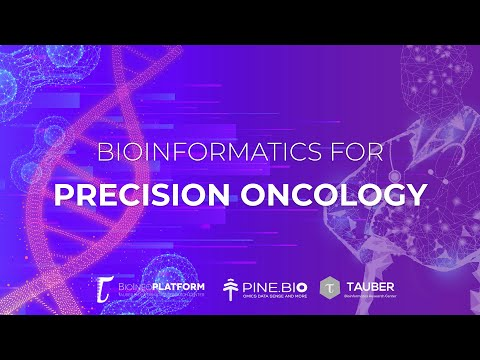 Bioinformatics for Precision Oncology  Online Training Program (starting March 2020)