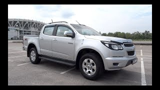 Chevrolet Colorado 2012 - dabar