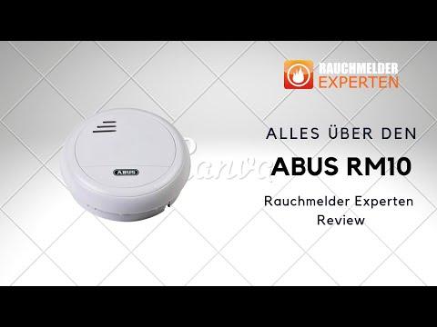 RM10 Alkaline von Abus - Rauchmelder Info