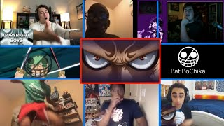 """One Piece Opening 21 ワンピース """"Super Powers"""" Reaction Mashup"""
