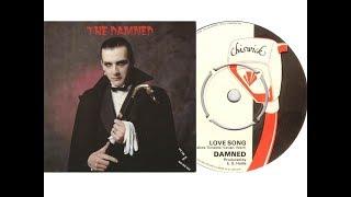 The Damned - Love Song (On Screen Lyrics/Slideshow)