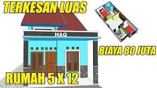 desain rumah minimalis 2 lantai ukuran 5x12 - sekitar rumah