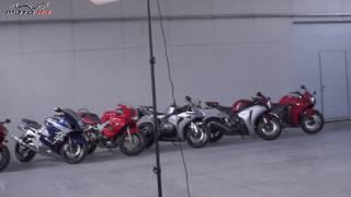 Moto-RR Открытие мотосалона