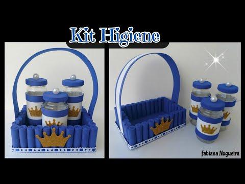 Kit higiene + Cesta