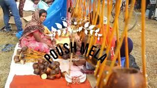 পৌষ তোদের ডাক দিয়েছে | Poush Mela in Santiniketan