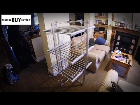 DrySoon Drying Rack Review