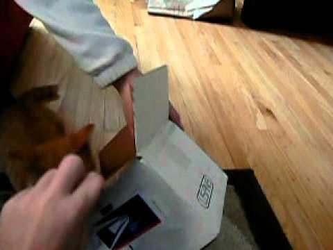 לא מוכן לוותר על הקופסה שלו